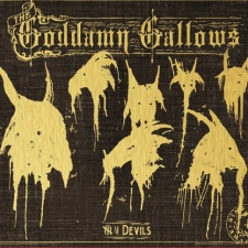 The God*amn Gallows plus The Calamity Cubes / The Curly Wolf / JD Bender
