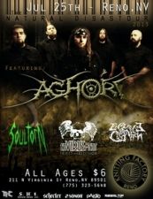 Aghori featuring SoulTorN / Envirusment / Enslave The Creation / Determined