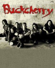 Buckcherry featuring Girl On Fire / 57 Heavy