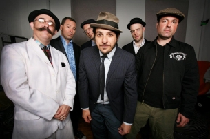 The Slackers featuring Sucka Punch / Actors Killed Lincoln