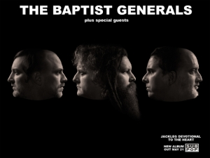 Baptist Generals with Jumping Sharks