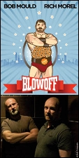 BLOWOFF featuring The DJ Sounds Of Bob Mould and Richard Morel
