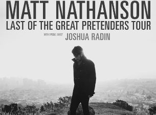 Matt Nathanson with Joshua Radin