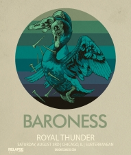 Baroness / Royal Thunder
