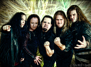 Vicious Rumors plus Seven Witches / Power Theory / Saviour