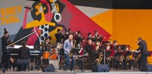 Monterey Jazz Festival presents The Next Generation Jazz Orchestra directed by Paul Contos