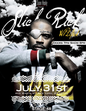 Slick Rick The Ruler w/ Lifted (live band) featuring Don Dada