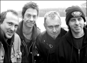 Rocks Off presents: Subhumans, MDC, Death First and Cojoba