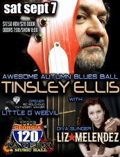 Tinsley Ellis featuring Liz Melendez & Little G Weevil