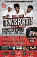 Amplified Entertainment & Wild 102.9 Present The Summer Blast featuring Travis Porter & Special Guest M.I.C. / Priceless Da Roc / Young Fee / De Saint / YLOC / Mic Taylor