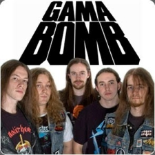 Gama Bomb & Artillery with Bonded By Blood, Fueled by Fire & The Long Cold Dark