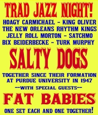 The Salty Dogs, The Fat Babies