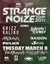 The Strange Noize Tour