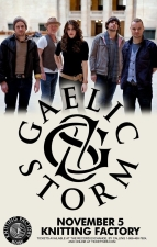 Gaelic Storm featuring The Killarney Irish Dancers