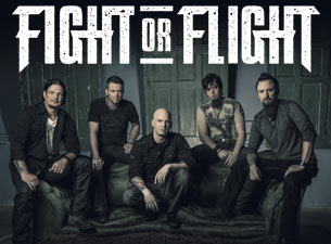 Fight Or Flight, featuring members of Disturbed & Evans Blue