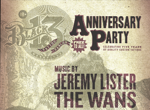 Jeremy Lister, The Wans, Riff-Raff : a tribute to AC/DC & La Force