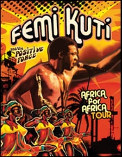 Femi Kuti & The Positive Force, Nutritious
