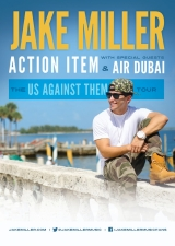 The Us Against Them Tour: Jake Miller featuring Action Item / Air Dubai
