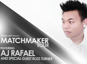 Matchmaker Tour ft. AJ Raphael - ALL AGES SHOW