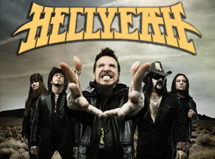 Hellyeah with Hung Like A Martyr & Brokeneck