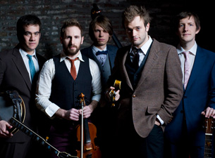 Punch Brothers featuring Chris Thile with special guest Luke Winslow-King