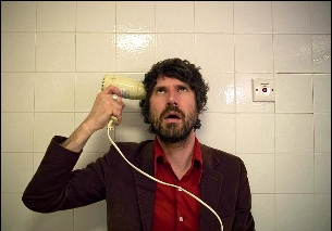 Gruff Rhys of Super Furry Animals plus Y Niwl