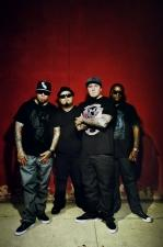 P.O.D. with Stars in Stereo / Strip the Stars