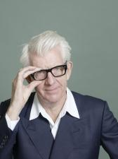 Nick Lowe with Paul Cebar