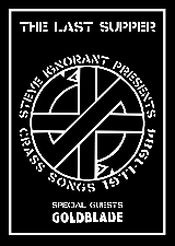 Steve Ignorant presents Crass songs 1977-1984 featuring Goldblade