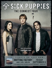 Sick Puppies featuring Candlelight Red / Thirion X / Charming Liars