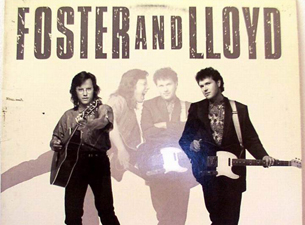 Foster & Lloyd with Brigitte DeMeyer