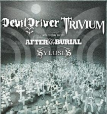 Devildriver / Trivium featuring After The Burial