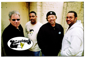 The funky Meters, + Brian Stoltz
