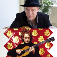 Shawn Mullins and Patty Larkin