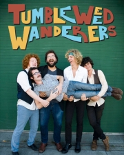 Tumbleweed Wanderers With Special Guests Del Water Gap, Harmonic Blue & Brother Valiant