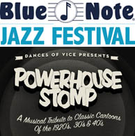 POWERHOUSE STOMP II : A Musical Tribute To Classic Cartoons Of The 1920's, 30's & 40's featuring Brian Carpenter's GHOST TRAIN ORCHESTRA