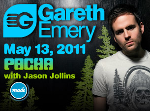 Gareth Emery with Jason Jollins