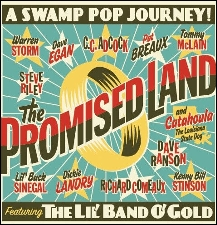 A Swamp Pop Summit featuring Lil' Band O Gold plus The Creole String Beans