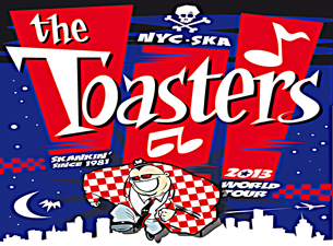 Pittsburgh Ska Fest Day 2 The Toasters with The Nightly Standard, Bat Zuppel