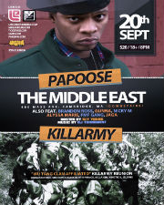 Papoose, Killarmy Reunion, (WU TANG AFFILIATED--Dom Pachino, Shogun Assassin, 9th Prince, Killa Sin, Kinetic 9, Islord)