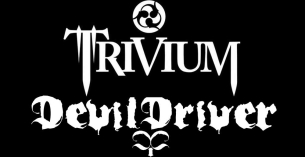 Trivium & Devildriver with After The Burial / Moth