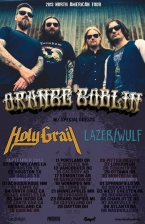 Orange Goblin with Holy Grail