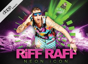 Riff Raff, Neon Icon Tour w/ Special Guest: Big Makk