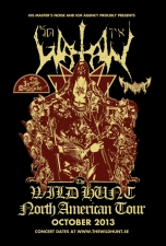 Watain with In Solitude / Tribulation