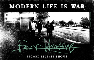 Modern Life Is War plus Night Birds / Deathcycle / Wet Witch