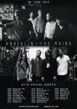 Anberlin & The Maine