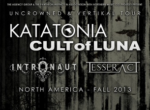 Katatonia featuring Cult of Luna