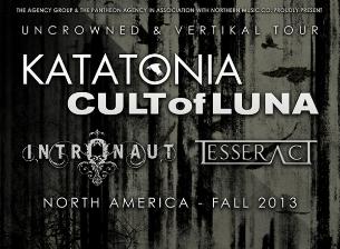 Katatonia featuring Cult of Luna
