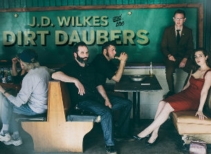 JD Wilkes and The Dirt Daubers with Betse Ellis