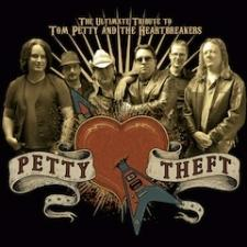 Petty Theft - Tom Petty Tribute, Tom Petty Birthday Celebration! plus Zoo Station: The Complete U2 Experience
